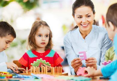 幼儿教师资格证全程班